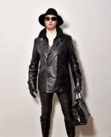 Womens Leather Jacket - 6568 photos